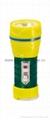 LED鐵塑彩色手電筒 TWG1DE1EC 2