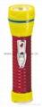 LED Metal/Steel-Plastic Colour Flashlight/Torch TWG2DE1EC