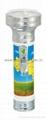 LED彩色鐵塑手電筒 KF3501 2