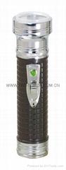 LED鐵塑彩色手電筒 KB3001