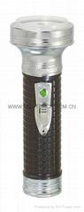 LED鐵塑彩色手電筒 KB3501