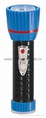 LED鐵塑彩色手電筒 TWX2DE1BC