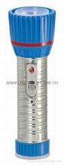 LED鐵塑彩色手電筒 TWX2DE1C
