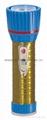 LED鐵塑彩色手電筒 TWX2