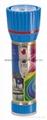 LED Metal/Steel-Plastic Colour Flashlight/Torch TWX2DE1PC