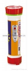 LED彩色塑料手電筒 PH300P
