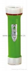 LED彩色塑料手電筒 PH300C