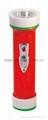 LED Colour Plastic Flashlight/Torch TWP101C