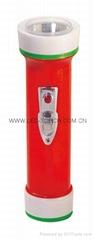 LED彩色塑料手電筒 TWP101C