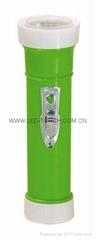 LED彩色塑料手電筒 TWP2DE1C
