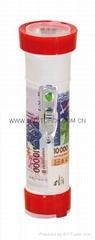 LED彩色塑料手電筒 TWP2DE1R