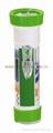 LED Colour Plastic Flashlight/Torch TWP2DE3
