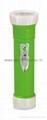 LED彩色塑料手電筒 TWP2
