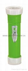 LED彩色塑料手電筒 TWP2DE3C