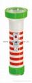 LED Colour Plastic Flashlight/Torch TWP2DE4