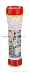 LED彩色塑料手電筒 PF300P