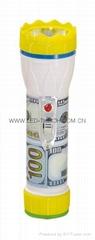 LED彩色塑料手電筒 PP300P