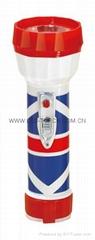 LED彩色塑料手電筒 98D2DE2A