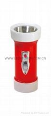 LED彩色塑料手電筒 TWP1DE1CS
