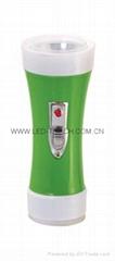 LED彩色塑料手電筒 PX150CR