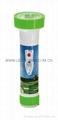 LED彩色塑料手電筒 JPA2