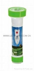 LED彩色塑料手電筒 JPA200