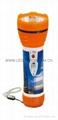 LED彩色塑料手電筒 JPD2