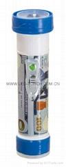 LED彩色塑料手電筒 TG300P