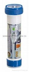 LED彩色塑料手電筒 TE300P