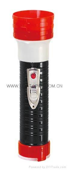 LED鐵塑彩色手電筒 MPS300BC 7