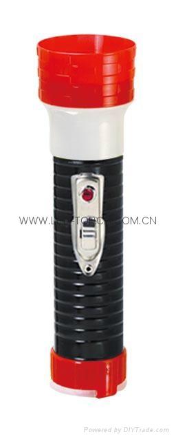 LED鐵塑彩色手電筒 MPS300BC 8