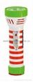 LED彩色塑料手電筒 99C2DE2 1