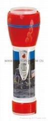 LED彩色塑料手電筒 97D2DE1