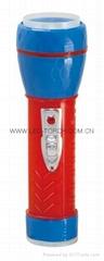 LED彩色塑料手電筒 97D2DE1C