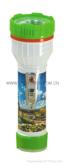 LED彩色塑料手電筒 PM350/PM350P 1