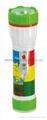 LED彩色塑料手電筒 PM30