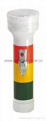 LED彩色塑料手電筒 FTJ99E2M