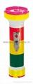 LED彩色塑料手電筒 PS35