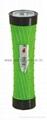LED彩色塑料手電筒 PX30