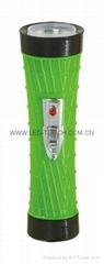 LED彩色塑料手電筒 PX300C