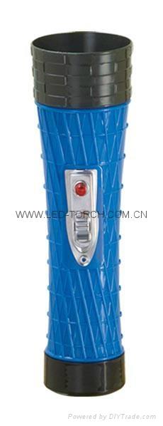 LED彩色塑料手電筒 PX300HC 1
