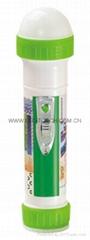 LED彩色塑料手電筒 TWP101S