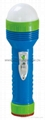 LED彩色塑料手電筒 96B2