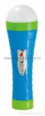 LED彩色塑料手電筒 PX350S