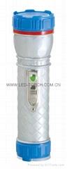 LED彩色塑料手電筒 PF300M