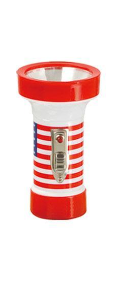 LED彩色塑料手電筒 TWP1DE2 1