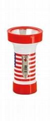LED彩色塑料手電筒 TWP1DE2