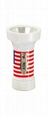 LED彩色塑料手電筒 TWP1DE2W