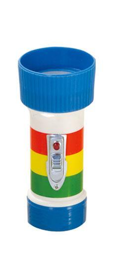 LED彩色塑料手電筒 FTJ150PS 1