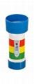 LED Colour Plastic Flashlight/Torch FTJ150PS
